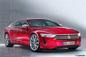 Premium Cars : volkswagen reportedly working on a 5 series and e class rival ~ Gottalentnigeria.com Avis de Voitures