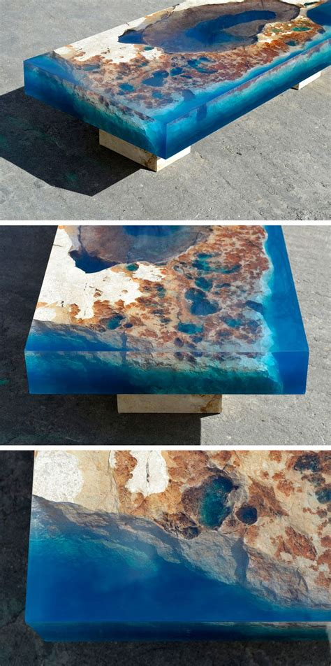 The 25+ Best Ideas About Resin Table On Pinterest Resin
