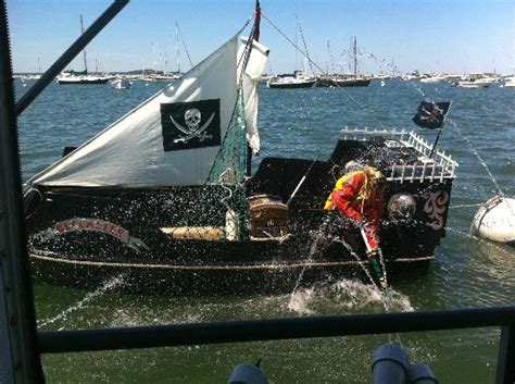 Lobster Boat Plymouth Ma by Shooting Cannons At The Enemy Picture Of Plymouth