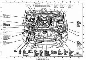 2000 Ford Focus Engine Compartment Diagram