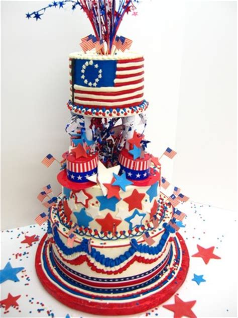 4th july cakes southern blue celebrations 4th of july cakes cookies