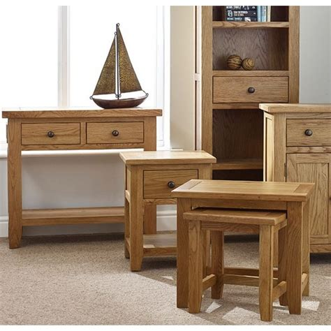 Canterbury Oak Sideboard by Mini Canterbury Oak 1 Drawer 2 Door Sideboard Oak