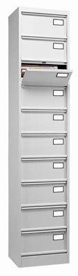 armoire metallique a clapets armoire metallique de classement 224 plat 10 clapets