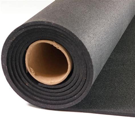 interlocking foam floor tiles lowes shop nutek 48 in x 120 in black lay rubber sheet at