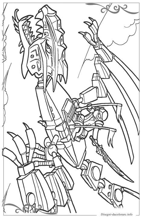 disegni da stare e colorare lego ninjago disegno di lord garmadon lego ninjago da colorare
