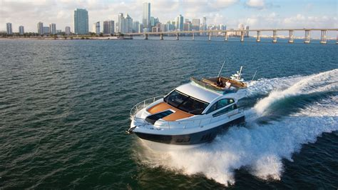 Boat Cushions Miami by Marina Palms Partners With G Marine New Yachts And