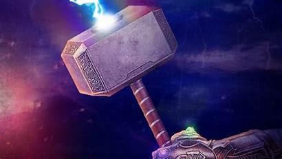 Thor Hammer Thanos 1080p Gauntlet Wallpapers Laptop