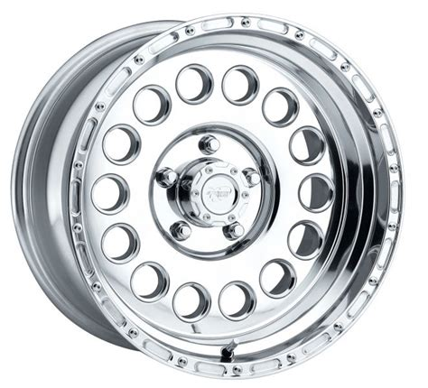 pro comp wheels and tires 1059 5865 pro comp series 1059 full polished finish alloy wheel for