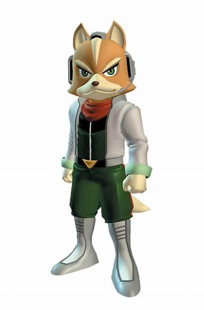 Fox Starfox Command Ds Character Assault Nintendo