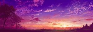 Anime Scenery wallpaper   Background   Pinterest   Anime ...