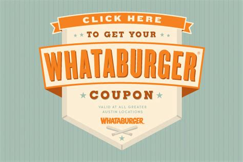 32433 Whataburger Printable Coupons by Spike S Summer Whataburger Tour Rock Express Tickets
