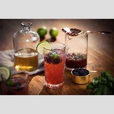 Mocktailmojito Met Basilikum En Bramen By Juice Plus