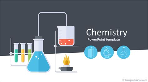 chemistry powerpoint template templateswisecom