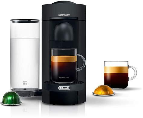 Nespresso inissia espresso maker, quietest nespresso machine check price at amazon usa: Nespresso VertuoPlus Coffee and Espresso Maker by De'Longhi | The Most Popular Amazon Prime Day ...