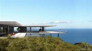 Maison En Bord De Mer : maison moderne bord de mer ~ Preciouscoupons.com Idées de Décoration