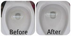 how to clean toilet bowl ring how to