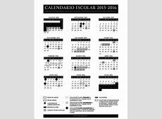 Prepárese para el calendario escolar 20152016; SEP RCG
