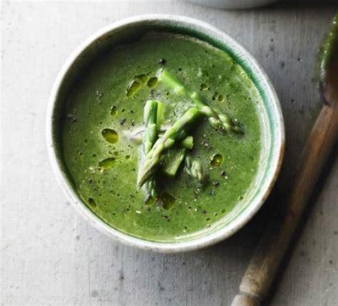 asparagus soup asparagus soup recipe bbc good food