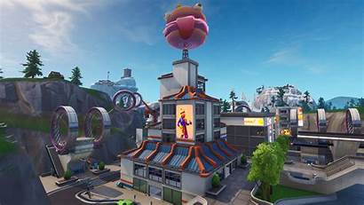 Fortnite Season Neo Tilted Map Wallpapers Changes