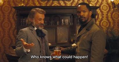 Django Unchained Knows Could Happen Gifs Giphy