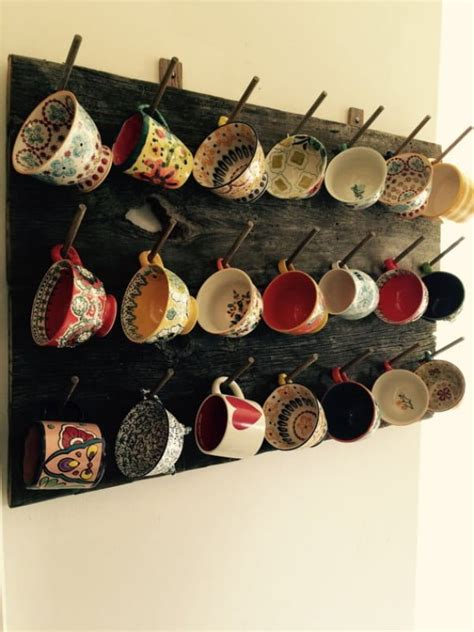 Participating in guest posts is a way for. 13 Easy DIY Coffee Mug Holders and Racks You Need at Home