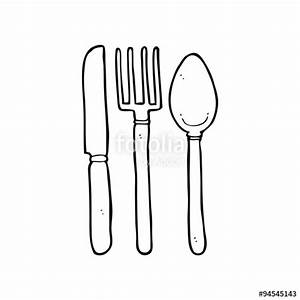 spoon line drawing - All About Spooning