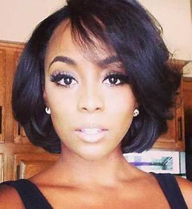 20 Short Bob Hairstyles For Black Women Hairstyle For
