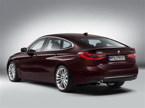 Bmw 6 Series Gt Photo by New Bmw 6 Series Gt Official Photos Now 50 Prettier