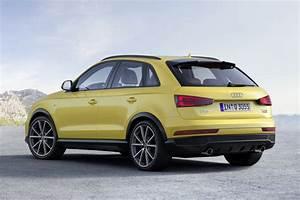 Nouveau Q3 Audi : audi q3 s line competition un nouveau pack sport pour le q3 photo 3 l 39 argus ~ Medecine-chirurgie-esthetiques.com Avis de Voitures