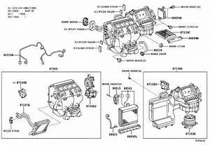 2008 Toyota Camry Motor Sub