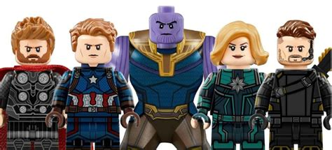 New Leaked Avengers Lego Set Image Reveals Hawkeye