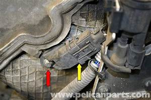 Mercedes-benz W203 Camshaft Positioning Sensor Replacement