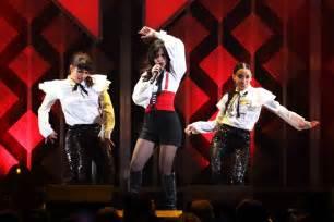 Camila Cabello Performs Live Kiss Jingle Ball