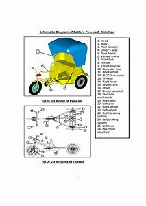 Auto Rickshaw Engine Diagram