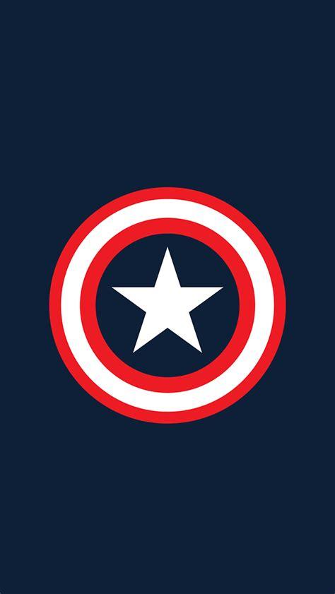 captain america iphone wallpaper 10 minimalist iphone wallpapers