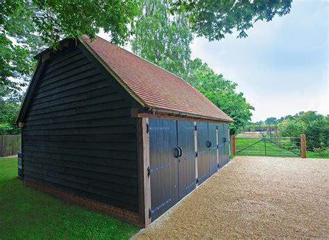 Three-bay Cart Barns
