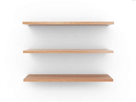 wood shelving empty wooden shelves