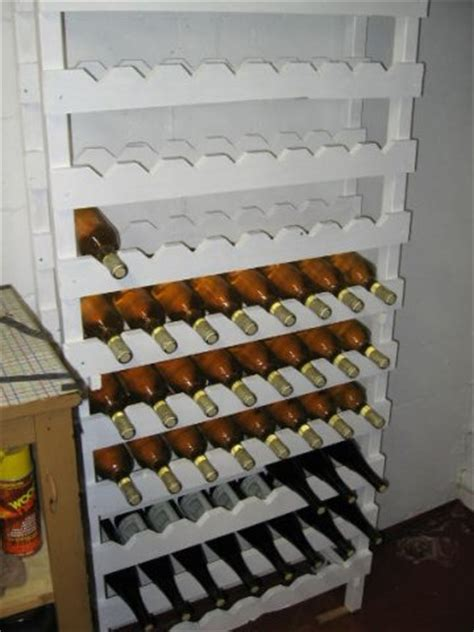 plans for wine rack wine bottle and glass rack plans woodideas