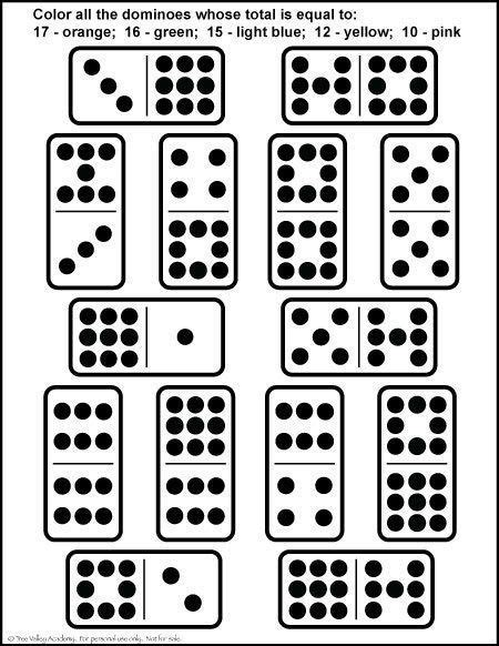 number bonds to 17 free math worksheets learning