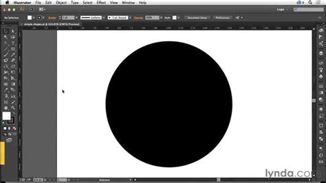 Using Simple Shapes To Create A Logo Symbol