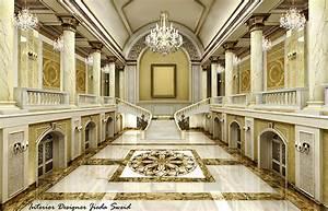 Classic Palace Hall on Behance