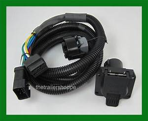 Wiring Harness 5th Wheel Oem Extension 7 Way Rv Plug