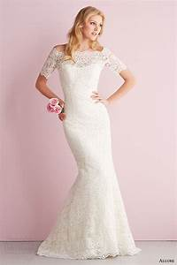 allure romance spring 2014 wedding dresses wedding inspirasi With allure romance wedding dress