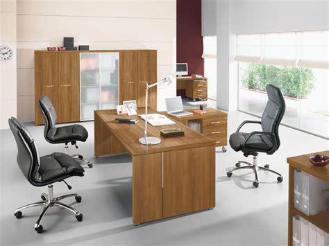 des bureaux bureau direction bois ambiance raffinée bureaux