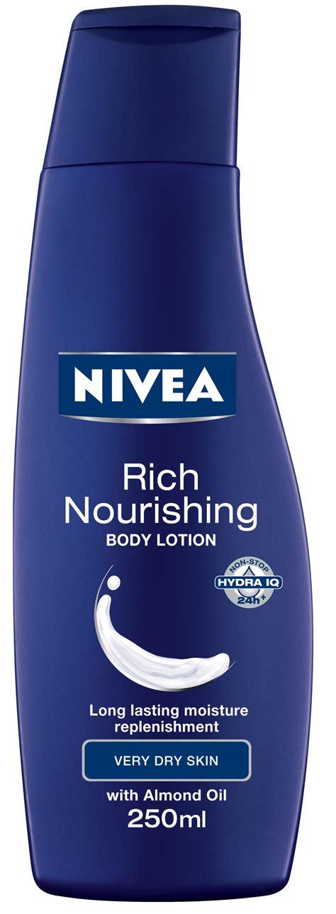 nivea lotion body