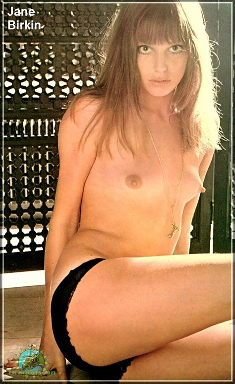 Naked Jane Birkin Added By Bot