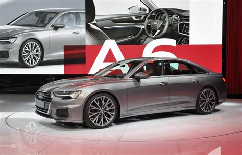 The 2019 Audi A6 Raises The Bar For Luxury Car Tech Driving