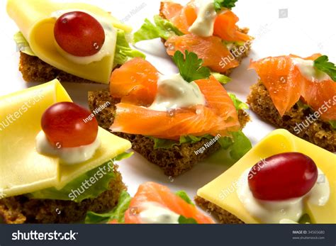 canape stock canape stock photo 34565680