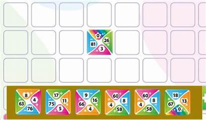 Genius Math Tile Pouch Draw Then