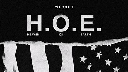 Acronym Gotti Earth Yo Heaven